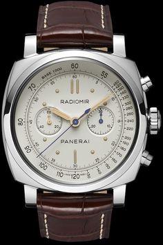 Panerai PAM 518 Radiomir 1940 Chronograph Platino – Vintage Done Right The Watch Lounge