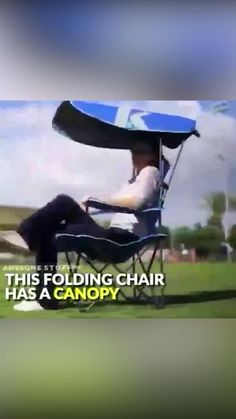 Camping Chair, Camping Canopy, Camping Needs, Easy Halloween Crafts, Name Gifts, Cool Inventions, Home Repair, Cool Items, Camping Hacks