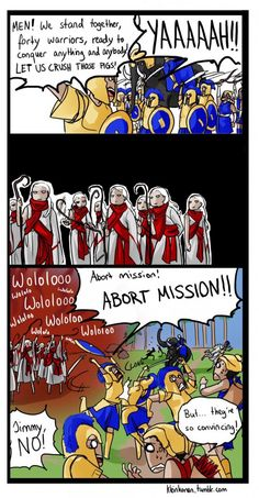 """""""Age of Empires players be like..."""""""