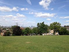 Set between Nunhead and New Cross, Telegraph Hill is a great spot to  explore, with both sunny and wet weather options.