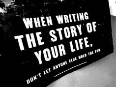 You are the author