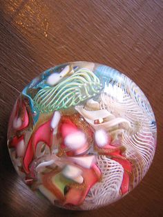 paperweight by nicholaslaughlin, via Flickr http://www.flickr.com/photos/nicholaslaughlin/391600480/