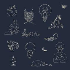 L A N D ᘛ symbolism sign illustration Body Art Tattoos, Small Tattoos, Tatoos, Tatouage Sublime, Poster S, Grafik Design, Future Tattoos, Graphic, Tattoo Inspiration