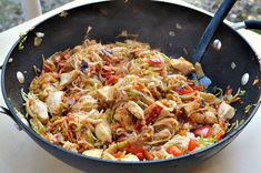 A healthy spin on Chinese: Chicken Szechuan stir-fry recipe