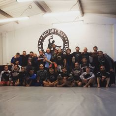 Two great sessions with @lierajr at Factory BJJ tonight (gi and no gi). Huge thanks to Mike and to everyone who came down to support it! #BJJ #FactoryBJJ #BJJinManchester