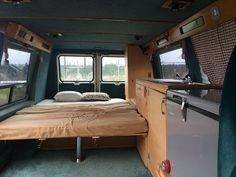 Chevy Conversion Van, Van Conversion Layout, Diy Van Conversions, Van Conversion Interior, Ram Van, Dodge Van, Chevy Van, Dodge Camper Van, Land Rover Defender