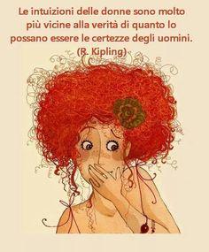 Il sesto senso delle donne, Kipling