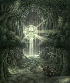 Heart of the Woods: from Book One of Astromythos  by jsideriadis