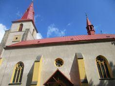 Kaple Povýšení sv. Kříže- Chotěboř - Žďársko - kraj Vysočina
