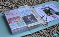 Mi verano en Instagram por Laura de nuestro DT #instalife #miveranoeninstagram #minilabum #minibook #playscrap #tiendaonliescrapbooking #scrapbooking #cute Album, Mini Books, Project Life, Notebooks, Scrapbooking, Instagram, Projects, Crafts, Diy