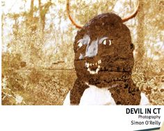 "Simon O'Reilly, ""Devil in CT"" - Print Edition 2010 #art"