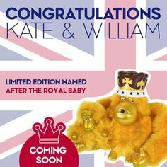 The new royal baby!