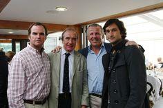 Eduardo Heguy, Hugo Porta, Sean Fitzpatrick and Ed..