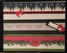 Christmas Scrapbook Layouts, Scrapbook Borders, Scrapbooking Layouts, Scrapbook Cards, Cruise Scrapbook, Travel Scrapbook, Christmas Border, Winter Christmas, Page Boarders