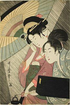 (Utamaro)