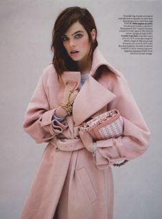 Jade for Gioia Magazine Photographer: Jolijn Snijders