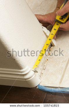 bullnose corner baseboard - Google Search