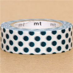 mt Washi Masking Tape deco tape with polka dots