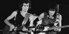 In honor of the seemingly immortal rockers, let's take a look at some of the gear the Rolling Stones used to create the sounds on some of the most crucial tracks they've given us over their wild roller coaster of a career.