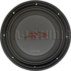 """Alpine Type-R SWR-1542D - Car subwoofer driver - 750 Watt - 15"""" by Alpine. $199.95. If you love bass, then you want to add Type-R subwoofers to your system. Not just any bass, Type-R subwoofers are designed to deliver deep, accurate bass. HAMR Engineering is Alpine's exclusive subwoofer solution for cooler operation, longer life, and tight, accurate bass. The main philosophy behind HAMR Engineering is to ensure the ultimate sound quality and performance through the use of hig..."""