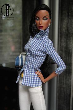 The Lady part I – spring/2011 - Dagamoart.com – Doll Fashion Studio