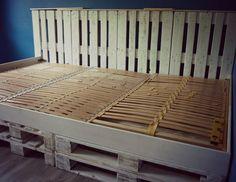 Tannis Welt | DIY: Bauanleitung für unser Familienbett aus Europaletten