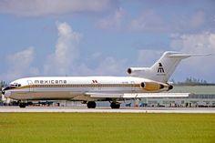 Boeing 727-264 XA-CUE MX MIA 030875 edited-2 - Mexicana de Aviación - Wikipedia, the free encyclopedia