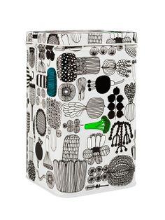 Puutarhurin Parhaat Box by Maija Louekari to Marimekko