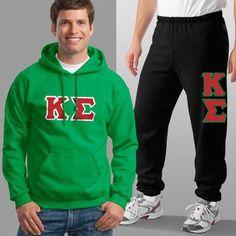 Kappa Sigma Hoody / Sweatpant Package - TWILL