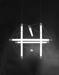 Light Structure - Ingo Maurer - 1970/2013