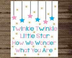 Check out our gender reveal decorations selection for the very best in unique or custom, handmade pieces from our party décor shops. Gender Reveal Decorations, Digital Print, Birthday Chalkboard, Twinkle Twinkle Little Star, Reveal Parties, Perfect Photo, Photo Props, Party Supplies, Printer
