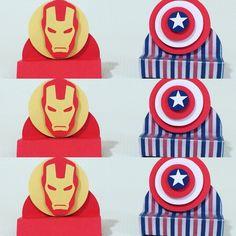 Bis duplo  Homem de ferro  Capitão América