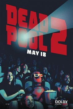 Click to View Extra Large Poster Image for Deadpool 2