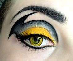 Halloween Eyes - Kiki Makeup