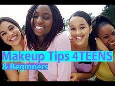 TEEN Tween Beginner Makeup | + BEST Makeup TEEN Tips