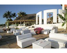 El gusto por las bodas de fin de semana en la Riviera Nayarit cada vez es mayor. #bodas #México #decoración
