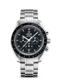 OMEGA Watches: Speedmaster Moonwatch Co-Axial Chronograph - Steel on steel - 311.30.44.50.01.002