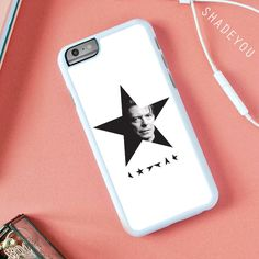 David Bowie Black... shop on http://www.shadeyou.com/products/david-bowie-blackstar-iphone-7-case-iphone-6-6s-plus-iphone-5-5s-se-google-pixel-xl-pro-htc-m10-samsung-galaxy-s8-s7-s6-edge-cases?utm_campaign=social_autopilot&utm_source=pin&utm_medium=pin #phonecases #iphonecase #iphonecases