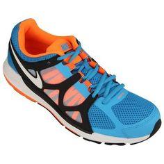 Tênis Nike Zoom Elite  – Azul e Preto - http://esporte1.com/tenis-nike-zoom-elite-azul-e-preto-netshoes.html