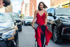The Street Report: New York Fashion Week  #streetstyle #nyfw #fashion