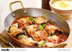 Bir İtalyanın en iyi bildiği şey sebzeleri mükemmelleştirmektir!