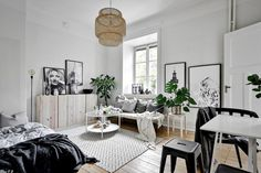 Studio Apartment Decorating Ideas on A Budget (61)