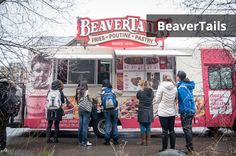 BeaverTails is the first mobile franchise from the Ottawa-based chain that specializes in float fried dough pastries and poutines that have become Canadian ski-hill and festival staples.