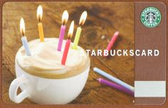 002BirthdayStarbucksCard Online Gift Cards Happy Birthday Candles List Wishes