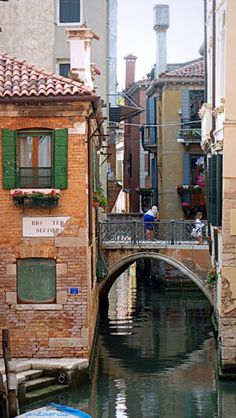Daily life in Venice