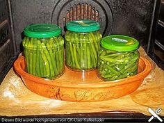 Bohnen einkochen