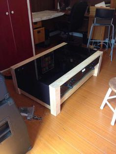 Arcade Coffee Table - Imgur