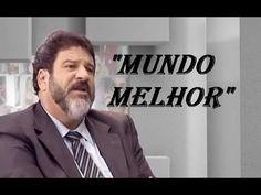 """""""Mundo Melhor"""" com Mário Sérgio Cortella"""