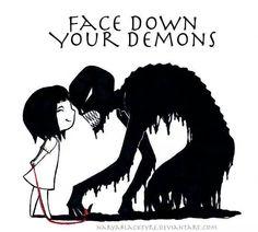 those demons