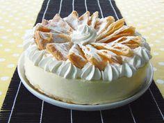 TücsökBogár konyhája: Krémes torta